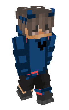 Peau de Minecraft TheNiceGamer_DK