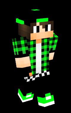 Peau de Minecraft gwoo1207