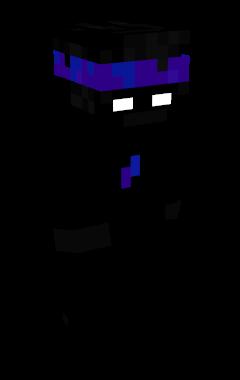 Peau de Minecraft IvyKN1GHT