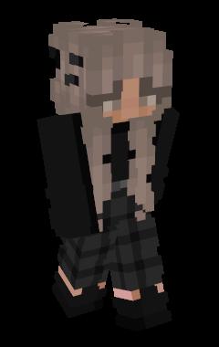 Peau de Minecraft Alyssuhh