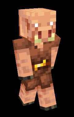 Peau de Minecraft 0344damian