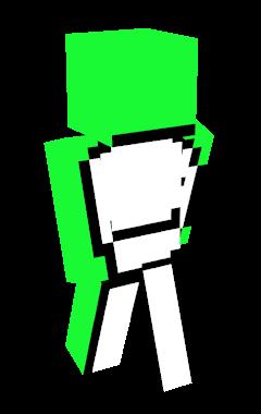 Peau de Minecraft 480s
