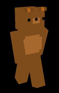 Peau de Minecraft Hukae